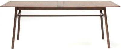 Willis and Gambier Willow Valley Walnut Large Extending Dining Table