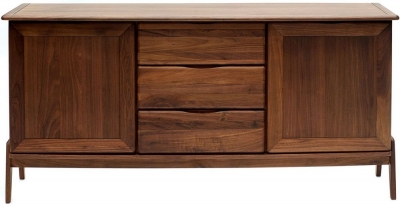 Willis and Gambier Willow Valley Walnut Large Sideboard