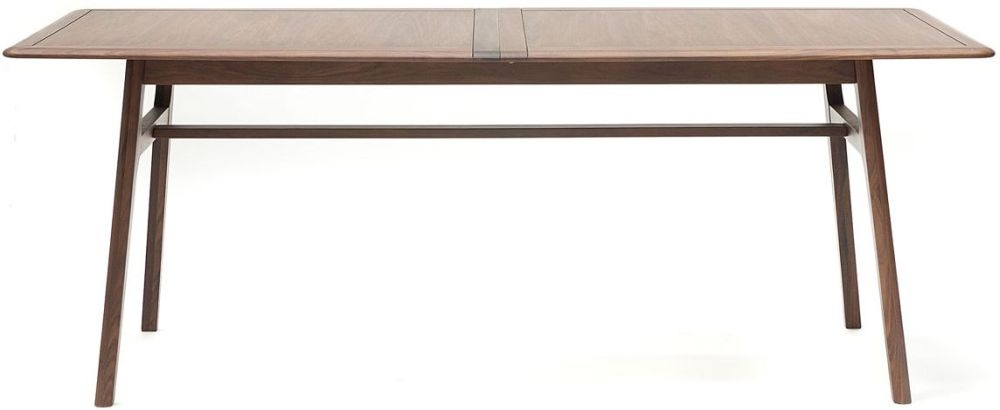 Willis and Gambier Willow Valley EOL Walnut Large Extending Dining Table