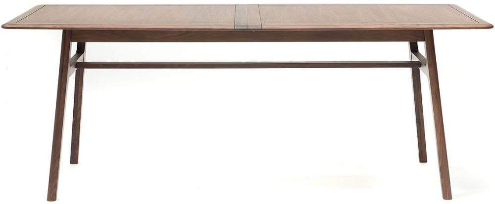 Willis and Gambier Willow Valley Walnut Small Extending Dining Table