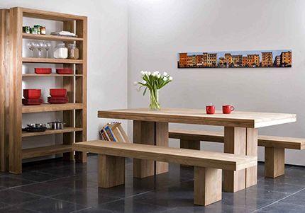 Teak Dining Room Furniture