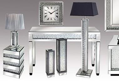 mirrored furniture sale mirrored furniture uk cfs uk