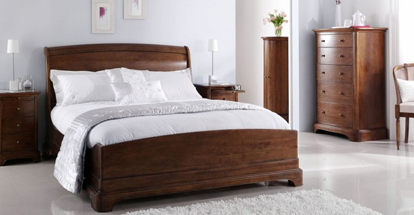 Dark Wood Bedroom Furniture | CFS Dark Wood Bedroom Range