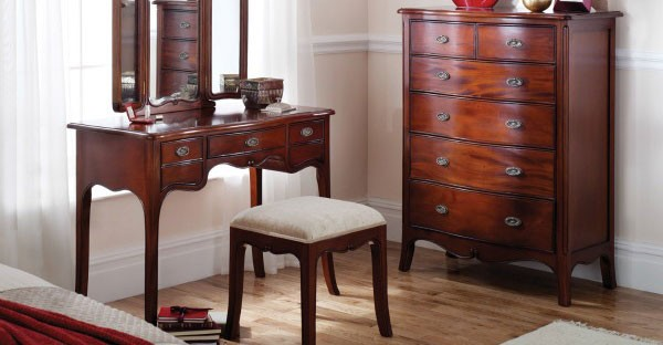Mahogany Bedroom Furniture: Buy Mahogany Wood Furniture