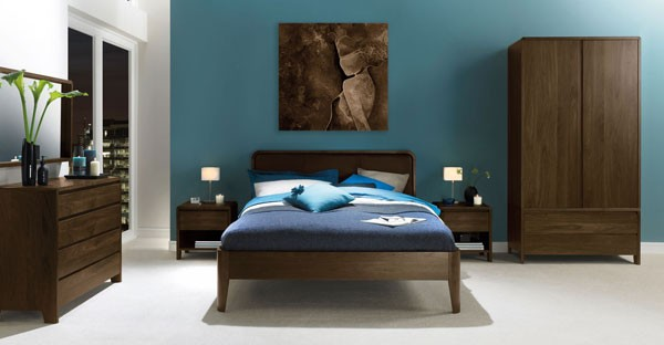 Walnut Bedroom Furniture Sets | CFS Walnut Furniture   UK