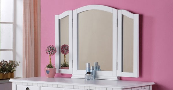Painted Bedroom Mirrors