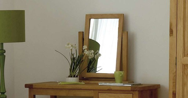 Pine Bedroom Mirrors