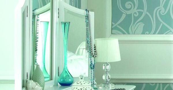 White Bedroom Mirrors