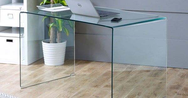 Glass Home Office Furniture Glass Desks