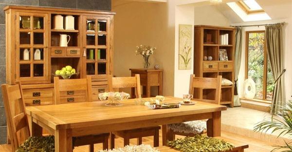 Oak Kitchen Dressers