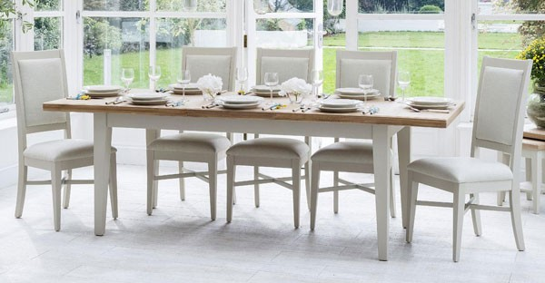Painted Dining Set