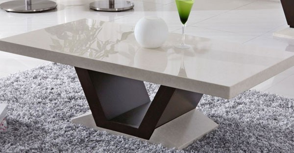 Marble Living Room Furniture: Tables, TV Units, Racks