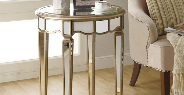 Mirrored End Tables Part 90