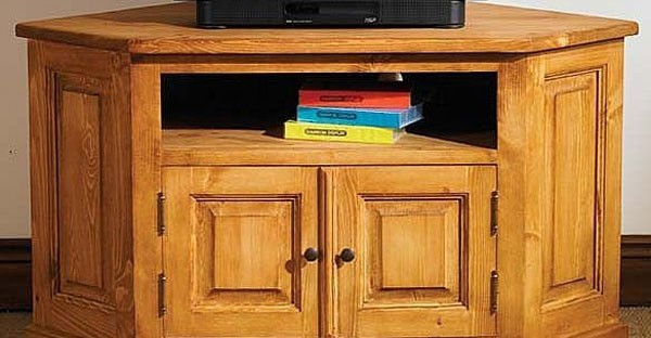 Pine TV Unit Part 96