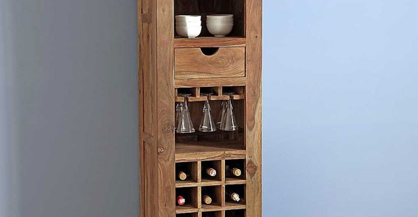 Indian Wine Racks
