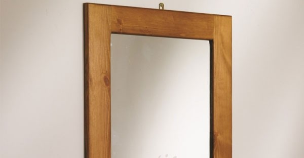 Pine Mirrors