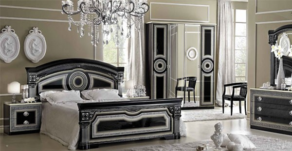 Italian Bedroom Sets Uk italian furniture: italian bedroom sets, dining suites on sale