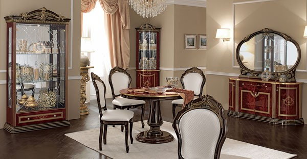 Ordinaire Italian Dining Room Furniture