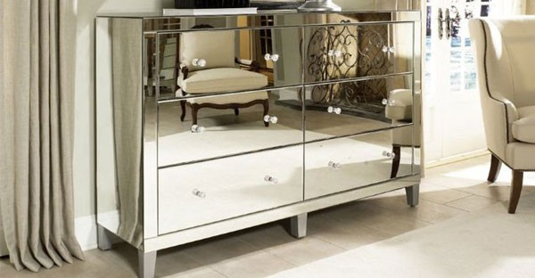 Mirrored Furniture | CFS Mirrored Furniture Online Sale - UK