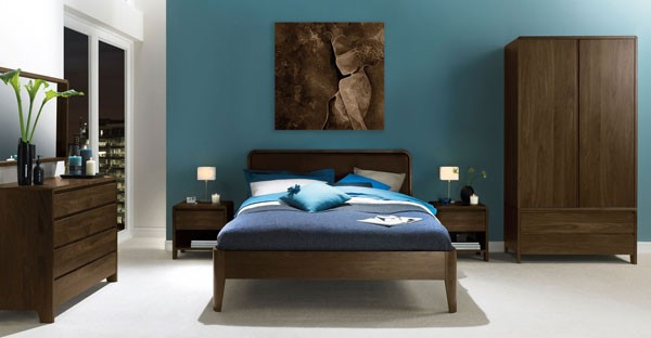 Walnut Bedroom Images