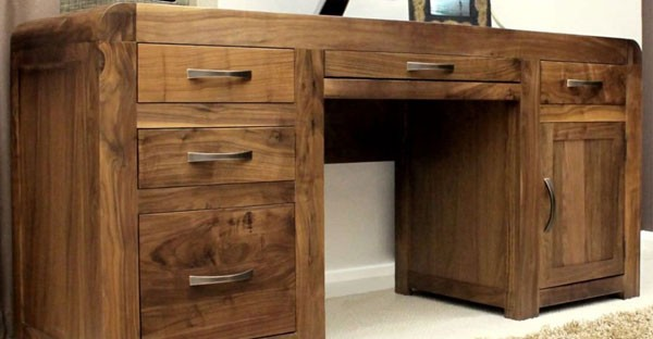 Walnut Furniture: Bedroom, Dining & Living Collection - CFS UK