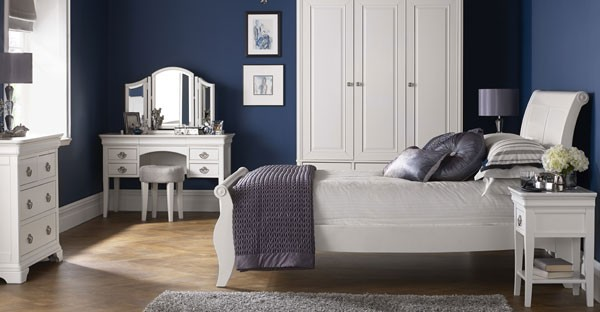 White Furniture: Sale on White Bedroom & Dining Furniture - CFSUK