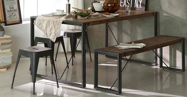 Industrial Dining Sets