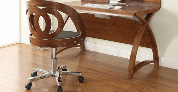 Modern Home Office Furniture Made Of Oak Walnut Pine Wood Cfs Uk