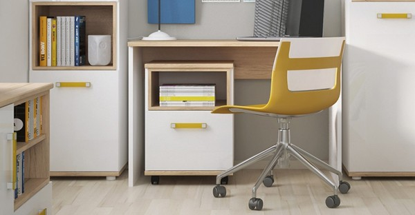 High Gloss Home Office Furniture