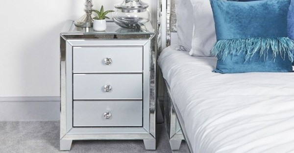 Mirrored Bedroom Furniture Mirrored Bedroom Furniture Set For Sale