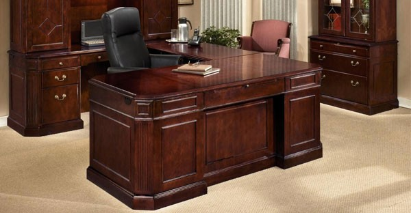 Mahogany Home Office Furniture