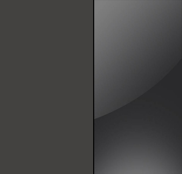 Graphite Carcase with Basalt Glass Overlay or Mirror Front - 3 Trims A7639
