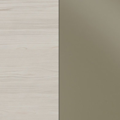Polar Larch Repro with Sahara Faux Leather 738