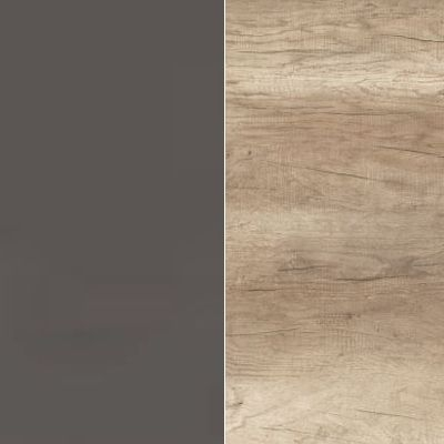 Havana Carcase with Sanata Oak Reproductions Highlight Front with Cross Trim 509