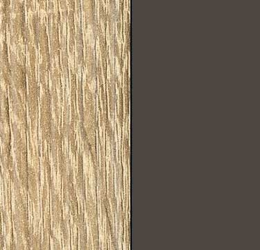 Sonoma Oak Carcase and Front with Lava Grey Aplications A6P27