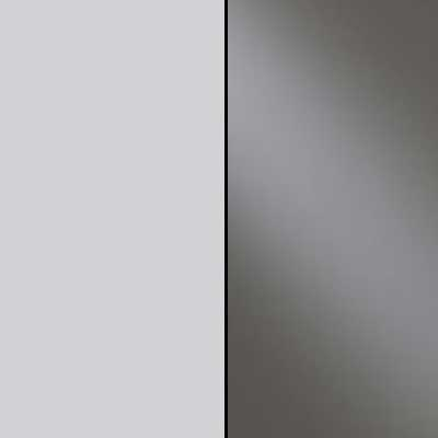 Pebble Grey with Havana Faux Leather Leather Headboard Cushion 663