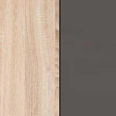 Rustic Oak Bed Frame with Havana Top Trims 154