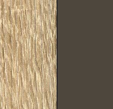 Sonoma Oak Carcase and Front with Lava Grey Application Color A6AB7