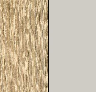 Sonoma Oak Carcase and Front with Silk Grey Application Color AD500