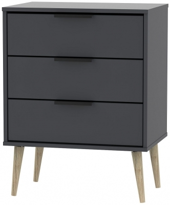 Graphite with Natural Wooden Legs