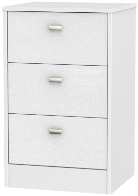 Rustic White Front and White Base Unit