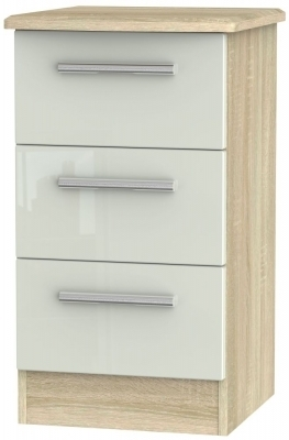 Kaschmir High Gloss Front and Bardolino Base Unit