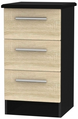 Bardolino Front and Black Base Unit