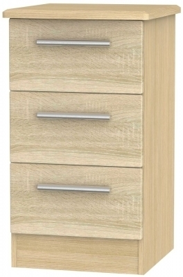 Bardolino Front and Light Oak Base Unit