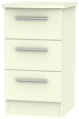 Cream Front and Base Unit