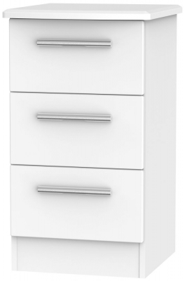 White Front and Base Unit