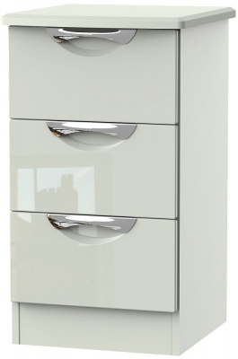 Kaschmir High Gloss Front and Kaschmir Base Unit