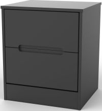Black Front and Base Unit