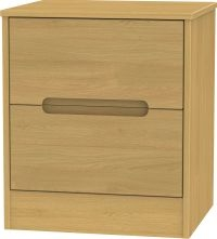 Modern Oak Front and Base Unit