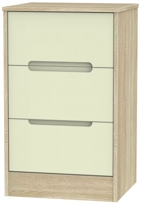 Cream Front and Bardolino Base Unit
